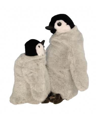TWO BABY PENGUINS
