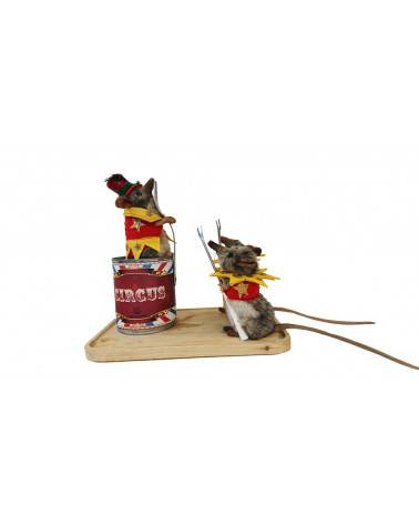 MICE WHISK CIRCUS